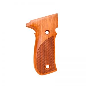 Sig Sauer P226 Wood Grips (Checkered)