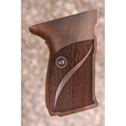 Walther P5 Wood Grips (Checkered And Textured)
